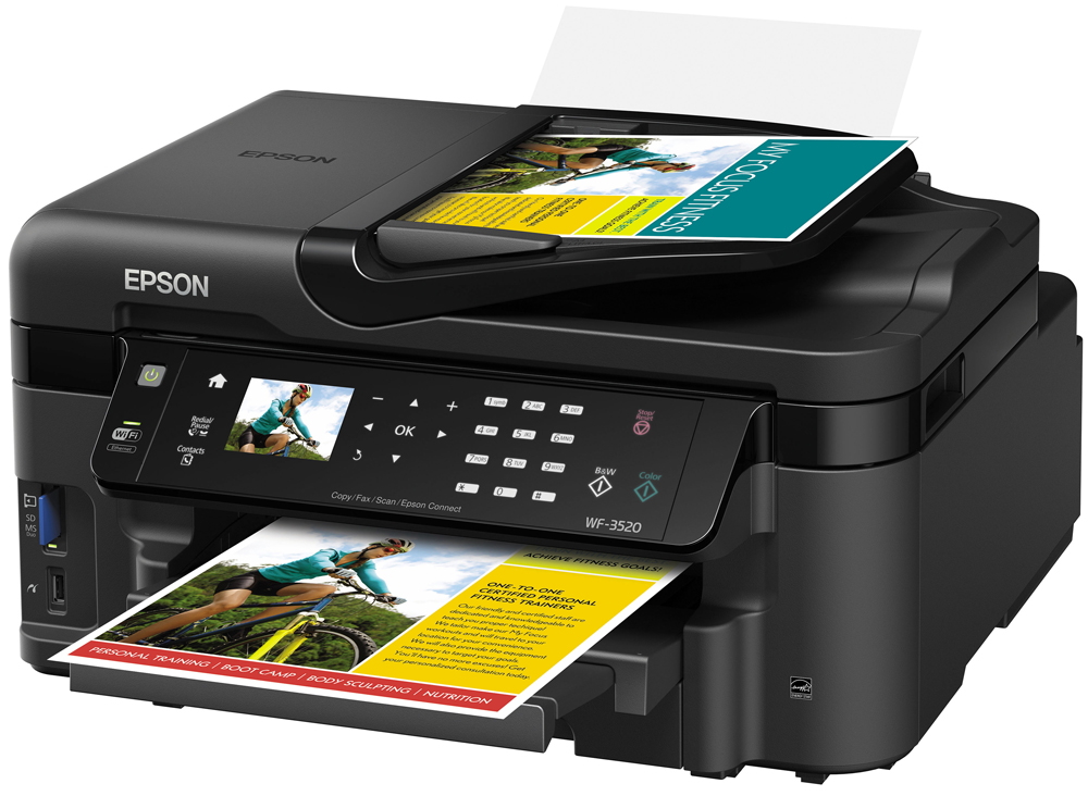 Inkjet Printer Repair
